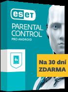 ESET Parental Control - krabice (trial verze)