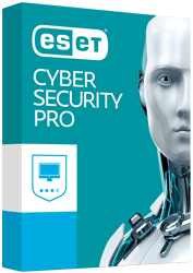ESET Cyber Security Pro - box