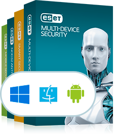 ESET Multi-Device Security image