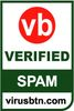 Virus Bulletin Spam icon