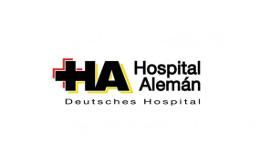Hospital Alemán Argentina - logo