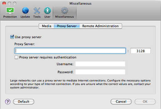 ESET NOD32 Antivirus 4 Business Edition for macOS | ESET