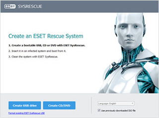 ESET SysRescue Download